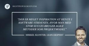 Lean-konsulent og coach Mikkel Kloster – 9 spørgsmål til en freelance-ekspert