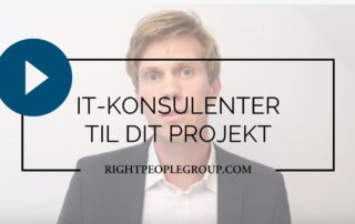it-konsulenter til dit projekt