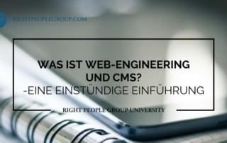 Was ist Web-Entwicklung und CMS?
