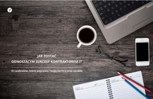 odnoszący sukcesy kontraktor
