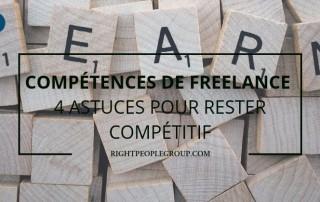 """Lettre en bois """"Learn"""" et titre de l'article"""