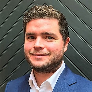 Konsulentchef Sebastian Bovien