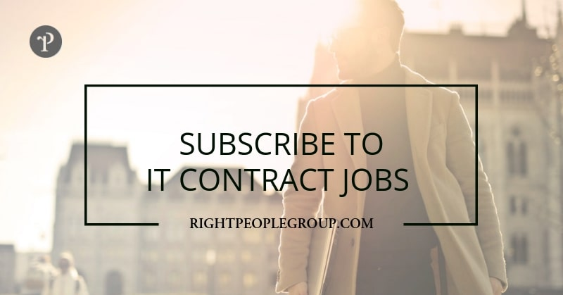 it contract jobs