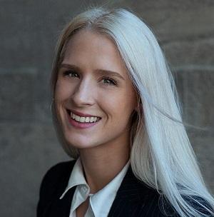Consultant Manager Mette Ariana Kristiansen