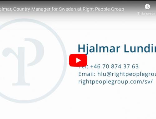 Möt Right People teamet – Sverige