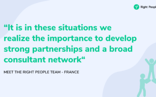 Meet the Right People team – France