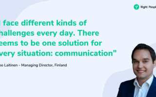 Meet The Right People team – Finland