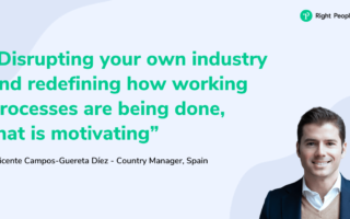 Meet the Right People team – Spain
