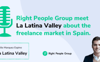 Right People Group meet La Latina Valley about the freelance market in Spain