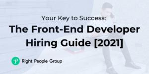 frontend developer hiring guide 2021